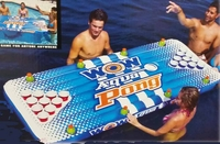 """Pool Floating Lounge Table 89"""" X 41"""" X6.5"""""""