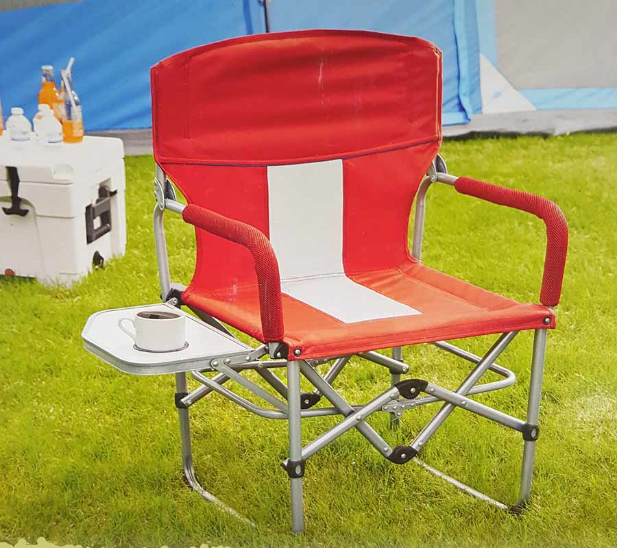 Portable Director S Chair Red Or Blue