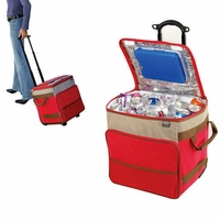 rolling cooler - california innovations rolling cooler