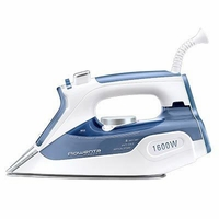 Rowenta stainless steel iron - steam iron