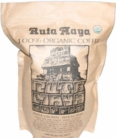 Ruta Maya Organic Coffee - 2.2 LBs whole Coffee Beans
