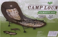 Timber Ridge Camouflage camp Lounger New 2014