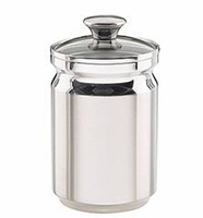 Tramontina 40 Oz. Covered Stainless Steel Canister