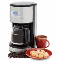 Wolfgang Puck 12-Cup Programmable Coffeemaker