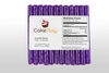 Amethyst Purple Isomalt Sticks by Cake Play
