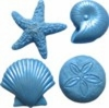 Assorted Sea Creatures Mold (SC120) by First Impressions