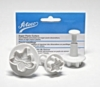 Ateco Set of 3 Lily Sugarpaste Cutters
