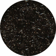Black Edible Glitter 1/4 ounce by CK Products