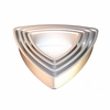 Fat Daddio's Convex Triangle Cake Pans