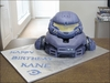 Halo Cake by Tami Chitwood