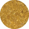 """Metallic Gold Edible Glitter 1-1/2"""" ounces by CK Products"""