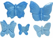Mini Butterflies (A247) by First Impressions Molds