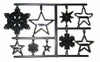 Patchwork Cutters Snowflakes & Stars Set