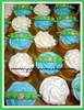 Yum Yum Cakes - Peas in a Pod Baby Shower Cupcakes
