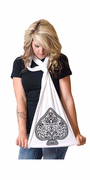 Ace of Spades American Apparel Scarf