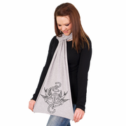 Anchor And Swallows American Apparel Scarf