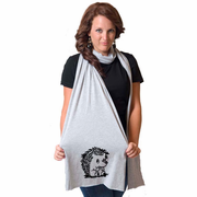 Baby Hedgehog American Apparel Scarf