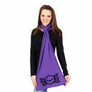 Cute Candy American Apparel Scarf