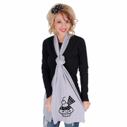 Fancy Cupcake American Apparel Scarf