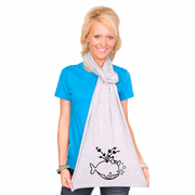Girlie Whale American Apparel Scarf