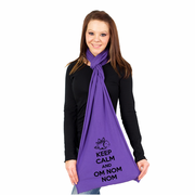 Keep Calm American Apparel Scarf