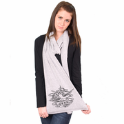 Live Free American Apparel Scarf