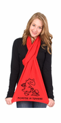 Monster in Training American Apparel Scarf