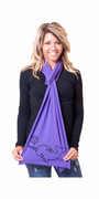 Narwhal American Apparel Scarf