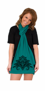 Paisley American Apparel Scarf