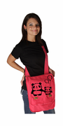 Panda Love Field Bag