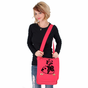 Panda Throw Field Bag