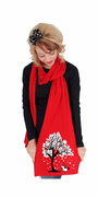 Star Tree American Apparel Scarf