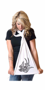 Swallow  American Apparel Scarf