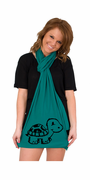 Turtle American Apparel Scarf