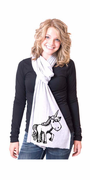 Unicorn American Apparel Scarf