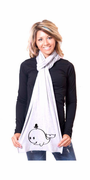 Whale American Apparel Scarf