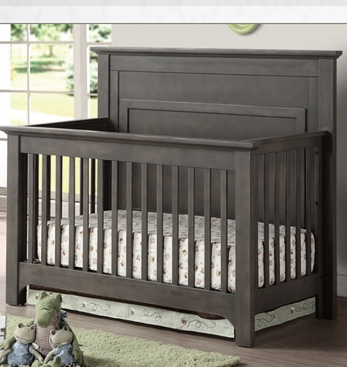 within and dark throughout video gray convertible cribs crib rustic london review popular grey oxford white baby for in lane bedding awesome