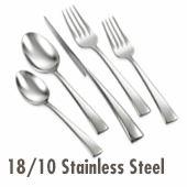 18/10 Stainless Steel Flatware