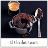 All Chocolate Cocotte