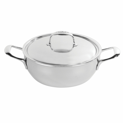 Demeyere Atlantis 3.5-qt Stainless Steel Sauce Pot