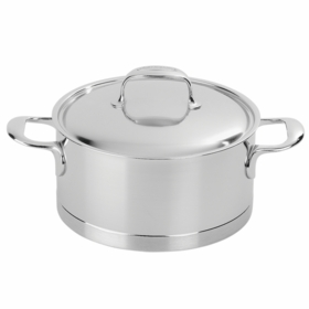 Atlantis DUTCH OVEN with LID 2.3QT / 7.1""