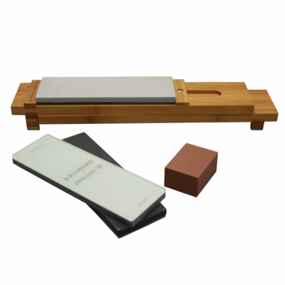 Bob Kramer by ZWILLING J.A Henckels 6-pc Sharpening Kit