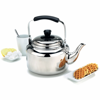 Demeyere 6.3QT. WATER KETTLE WITH LID