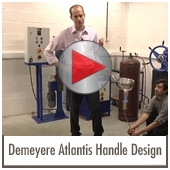 Demeyere Atlantis - Advanced Handle Design