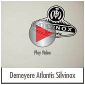Demeyere Atlantis - Silvinox Finish