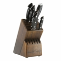 EUROLINE Stainless Damascus Collection - Kramer by ZWILLING J.A. HENCKELS 7-pc Knife Block Set