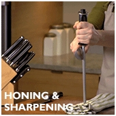 J.A. HENCKELS INTERNATIONAL Honing and Sharpening