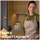 J.A. HENCKELS INTERNATIONAL - Knife Maintenance