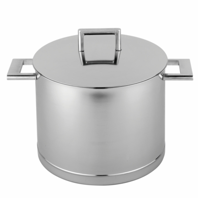 John Pawson 5.3QT STOCKPOT WITH LID