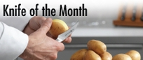 Knife of the Month - Peeling Knife